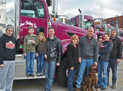 Arms Trucking Family
